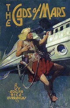 Art by Frank Schoonover, 1918.