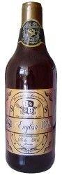 Cerveja S1 English IPA , estilo India Pale Ale (IPA), produzida por Cerveja Artesanal S1, Brasil. 6% ABV de álcool.