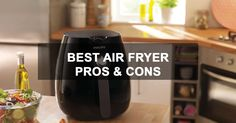 Have you ever heard about air fryers? These new appliances that are considered much healthier and better than the real deal? Have you wondered what's so different about them and why more and more professional chefs are raving about their benefits? Have you ever wondered how they work? What the best air fryer ? Well, we're here to answer those questions and more!