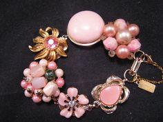 Reclaimed Earring Bracelet Bridesmaid Gift by JenniferJonesJewelry, $37.50