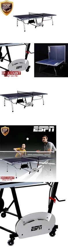 Butterfly Personal Rollaway Table Tennis Table | Ping Pong Table And Tennis