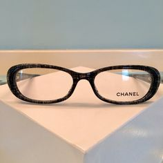 6d85c1e9e63 Authentic New Chanel Eyeglasses! From the Chanel Tweed Collection