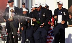USA Ryder Cup Celebration | RyderCup.com Ryder Cup, News Media, Celebration, Golf, Usa, Dresses, Fashion, Vestidos, Moda