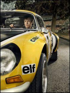 Alpine A110 - S.Vettel
