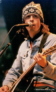 Dave Grohl...bundle up!