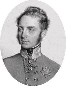 Ferdinando Carlo d'Asburgo Este,1821-1849 terzogenito del Duca Francescdo IV .Militò nell'esercito Imperiale
