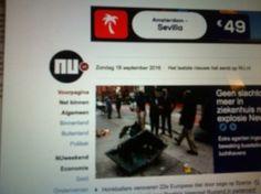 Nu.nl of een nieuwsite is een voorbeeld van educatieve/informatieve inlichting.