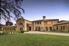 Adrian Beltre's Home -- Los Angeles