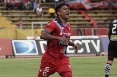 Édison Preciado le otorga la victoria a El Nacional sobre Aucas