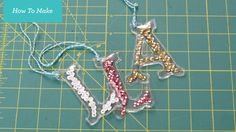 Fuse Tool: Sequin Tag | How To
