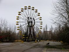 Chernobyl Disaster - 25th Anniversary | I Like To Waste My Time