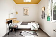 Steal This Look: A Low-Key, Stylish Bedroom at the Sågverket in Sweden…