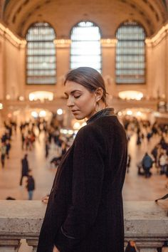 NYC Instagram Spots: Grand Central Station