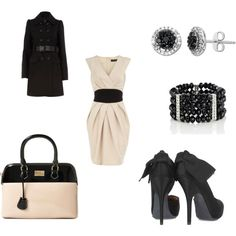 Night Out, created by laura282610.polyvore.com