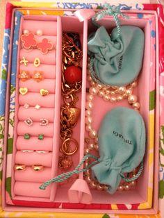 Where's my Tiffany jewelry box?