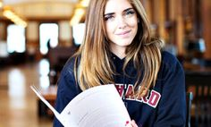 Harvard adds Fashion Blogging as a Subject! - http://www.myeffecto.com/r/26o7_pn