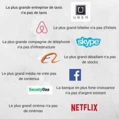 9 entreprises qui prouvent que la #disruption est bien là