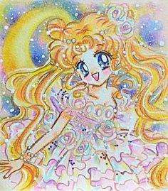 Sailor Moon Drops, Sailor Moon Fan Art, Sailor Moon Character, Sailor Moon Manga, Sailor Moon Crystal, Sailor Moom, Sailor Saturn, Manga Anime, Princesa Serenity