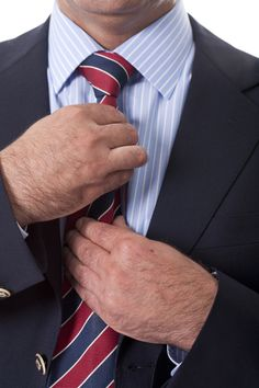 Proper attire is great for creating a lasting impression.