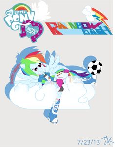 Equestria Girls Rainbow Dash by Arteses-Canvas on DeviantART