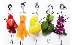 L'objectif 5 du Défi Santé consiste à manger au moins 5 portions de fruits et légumes au minimum 5 jours par semaine.
