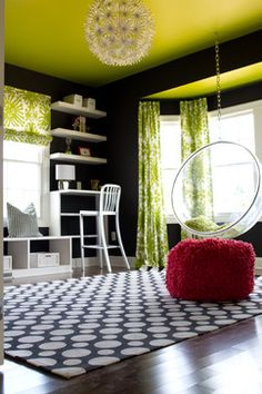 8 Good Reasons Why You Should Paint Everything Lime Green (PHOTOS)
