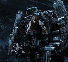 The matrix   Robots the inevitable future?   iGerry