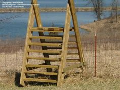 Photo of How to build a ladder over a fence?