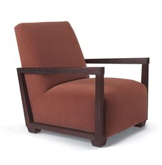 Cubist Lounge Chair by Michael Berman Limited