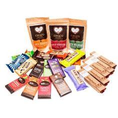 Rohkost Schokoladen und Riegel - Probier Bundle: Amazon.de: Lebensmittel & Getränke