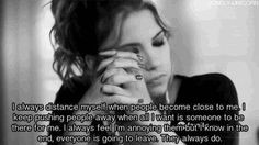 Pretty Little Liars quotes - I feel this way sometimes. It's happened too many times for me to count.