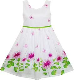 Mädchen Kleid Lila Sonnenblume Grün Blätter Schmetterling... https://www.amazon.de/dp/B01B9JH2SS/ref=cm_sw_r_pi_dp_x_BUdhzbM8PS421