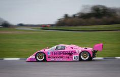 Richard Bateman - 1990 Spice Cosworth SE90C at the Goodwood 73rd Members Meeting (Photo 1)