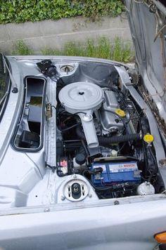 78 Civic Engine Bay Restore