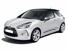 Personal lease CITROEN DS3 DIESEL HATCHBACK 1.6 e-HDi Airdream DStyle Plus 3dr, Hatchback personal lease