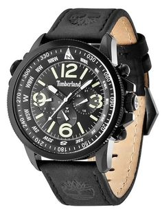 TIMBERLAND CAMPTON Watch   TBL13910JSB02