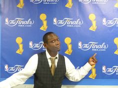 At Staples Center in the tunnel during the 2010 NBA Finals while hosting the Maxwell/Jill Scott Tour. Lakers SPANKED the Boston Celt-Ticks!