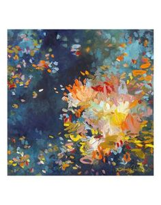 Beginnings Art Print by Amy Donaldson at Art.com