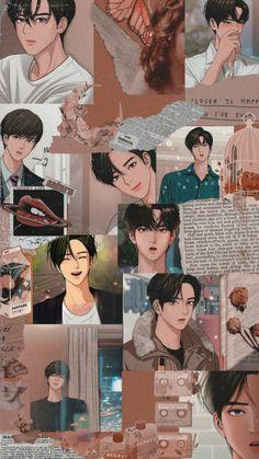 Korea Wallpaper, K Wallpaper, Aesthetic Iphone Wallpaper, Aesthetic Wallpapers, Suho, K Drama, Cute Boy Things, Korean Drama Best, Cha Eun Woo Astro
