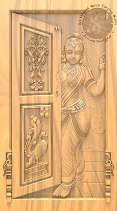 Contact for artcam Wooden Glass Door, Wooden Front Door Design, Double Door Design, Indian House Exterior Design, Door Design Interior, House Arch Design, Pooja Room Door Design, Latest Door Designs, Door Design Images