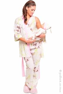 Look great even in your PJs... Maternity Pajamas for pregnancy, hospital, and nursing.