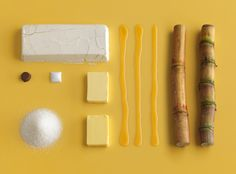 Visual recipes by Carl Kleiner for IKEA