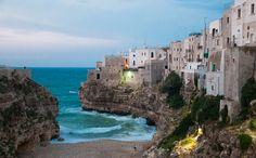 Polignano a mare - Puglia - Apulia - Italia - Italy