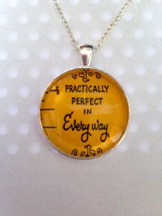 Mary Poppins Practically Perfect In Every Way by BlueBoxBeauties