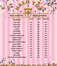 Halo Top Smart Point info
