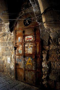 Old City, Israel
