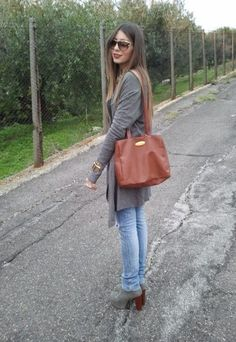 Valentino in Glasses / Sunglasses, Missoni in Bags, H in Jewelry, Bershka in Jeans, Jeffrey Campbell in Ankle Boots / Booties