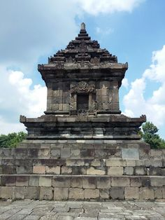 Candi Barong, Yogyakarta - Indonesia