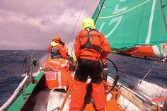 Leg 4 - Day 19 / Groupama in the Volvo Ocean Race