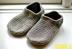 Vaskavulla: Simple Sutter - DIY til store og små fødder